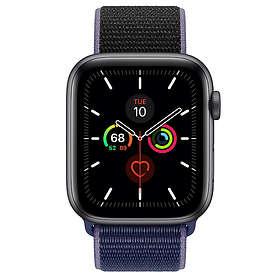 Apple Watch Series 5 44mm Aluminium with Sport Loop