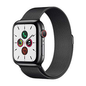Apple Watch Series 5 4G 44mm Stainless Steel with Milanese Loop