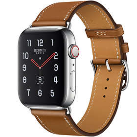 Apple Watch Series 5 4G Hermès 44mm Stainless Steel with Single Tour