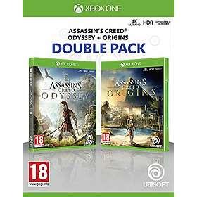 Assassin's Creed Origins + Odyssey Bundle (Xbox One)