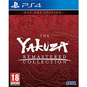 The Yakuza: Remastered Collection (PS4)