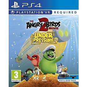 Angry Birds 2 The Movie: Under Pressure (VR) (PS4)