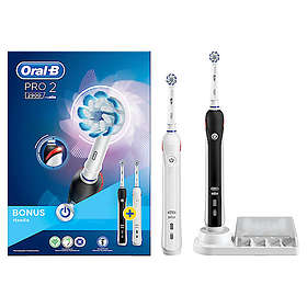 Oral-B Pro 2 2900 Sensi UltraThin Duo