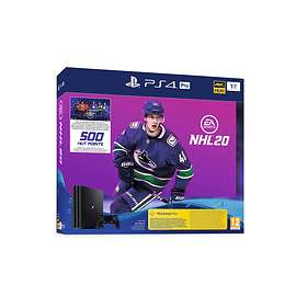 Sony PlayStation 4 (PS4) Pro 1TB (inkl. NHL 20)