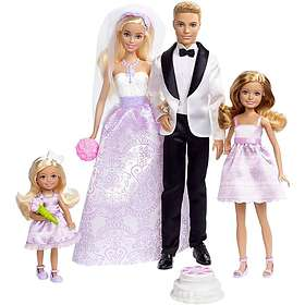 Barbie Wedding Gift Set DJR88