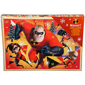 Disney Incredibles 2 Julekalender 2019
