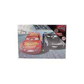Disney Cars 3 Race Ready Julekalender 2019