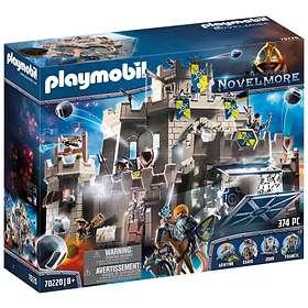 Playmobil Novelmore 70220 Vargriddarnas slott