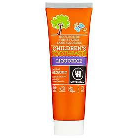 Urtekram Children Liquorice Tandkräm 75ml