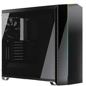 Fractal Design Vector RS Dark TG (Black/Transparent)