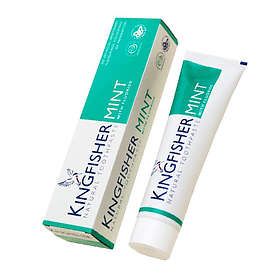 Kingfisher Natural Mint With Fluoride Tandkräm 100ml