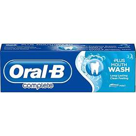 Oral-B Complete Plus Munskölj Tandkräm 75ml