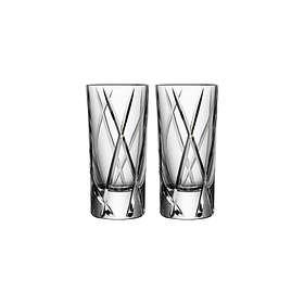 Orrefors City Shotglas 5cl 4-pack