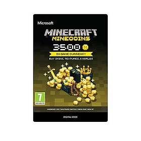 Minecraft: Minecoins 3500 Coins (Xbox One)