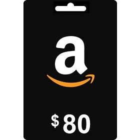 Amazon Gift Card 80 USD