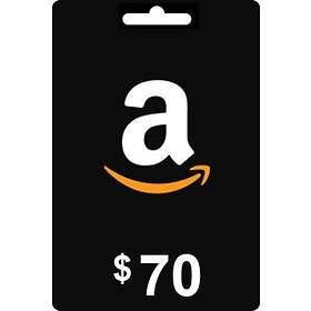 Amazon Gift Card 70 USD