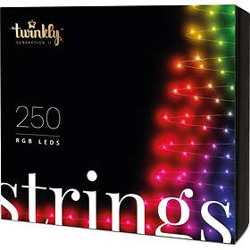 Twinkly Strings RGB 250L Generation II (23,5m)