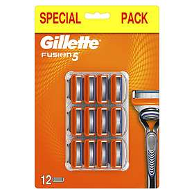 Gillette Fusion5 12-pack