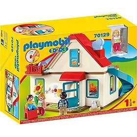 Playmobil 1.2.3 70129 Family Home