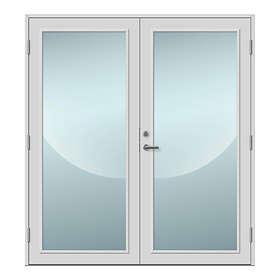 Nordiska Fönster Parytterdörr Råå Glas Standard 13x20cm