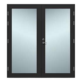 Nordiska Fönster Parytterdörr Råå Glas Passiv 16x21cm