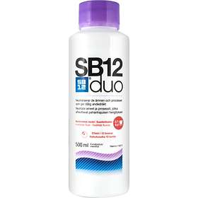 SB12 Duo Munskölj 500ml