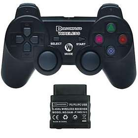 DragonPlus Duo Shock 3 (PS3/PS2/PC)