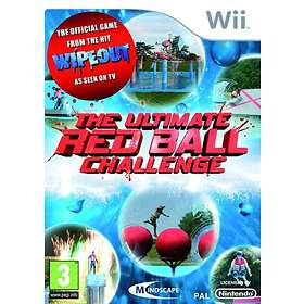 Wipeout: The Ultimate Redball Challenge (Wii)