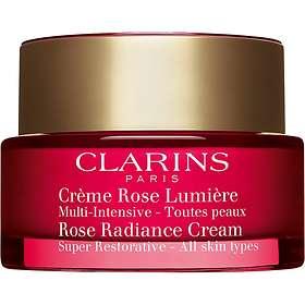 Clarins Rose Radiance Super Restorative Crème Toutes Peaux 50ml