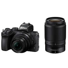 Nikon Z50 + 16-50/3,5-6,3 + 50-250/4,5-6,3