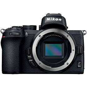 Nikon Z50 + FTZ Adapter