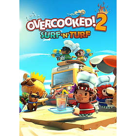Overcooked! 2 - Surf 'n' Turf (Expansion) (PC)