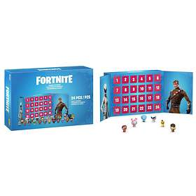 Funko Pop! Fortnite Vinyl Figures Julekalender 2019
