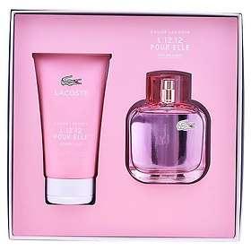 Lacoste L.12.12. Pour Elle Sparkling edt 90ml + SG 150ml for Women
