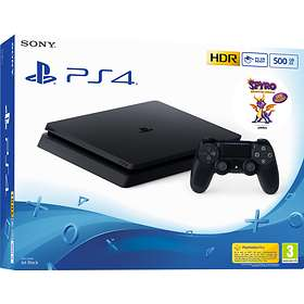 Sony PlayStation 4 (PS4) Slim 500GB (incl. Spyro Reignited Trilogy)