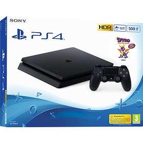 Sony PlayStation 4 (PS4) Slim 500GB (inkl. Spyro Reignited Trilogy)