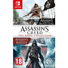 Assassin's Creed : The Rebel Collection (Switch)