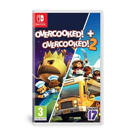 Overcooked! 1 & 2 (Switch)