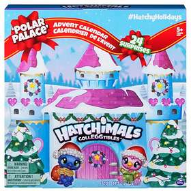 Hatchimals Colleggtibles Polar Palace Julekalender 2019