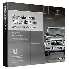 Franzis Mercedes-Benz Adventskalender 2019