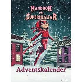 Rabén & Sjögren Handbok För Superhjältar Adventskalender 2019