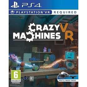 Crazy Machines VR (VR) (PS4)