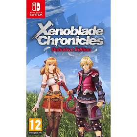 Xenoblade Chronicles - Definitive Edition (Switch)