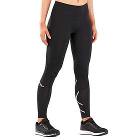 2XU Run Mid-Rise Dash Compression Tights (Dam)