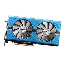 Sapphire Radeon RX 590 Nitro+ (11289-09) 2xHDMI 2xDP 8GB