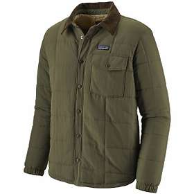 Patagonia Isthmus Quilted Shirt Jacket (Herr)
