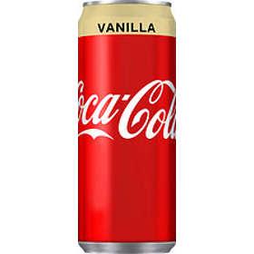 Coca-Cola Vanilla Burk 0,33l 20-pack