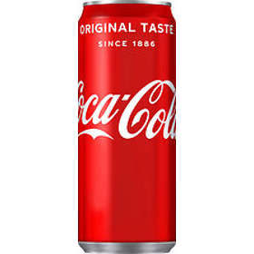 Coca-Cola Burk 0,33l 20-pack