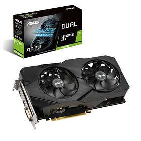 Asus GeForce GTX 1660 Super Dual EVO OC HDMI DP 6GB