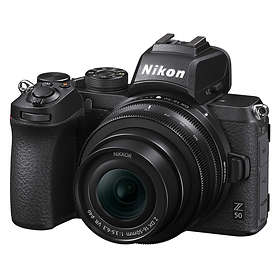 Nikon Z50 + 16-50/3,5-6,3 VR + FTZ Adapter